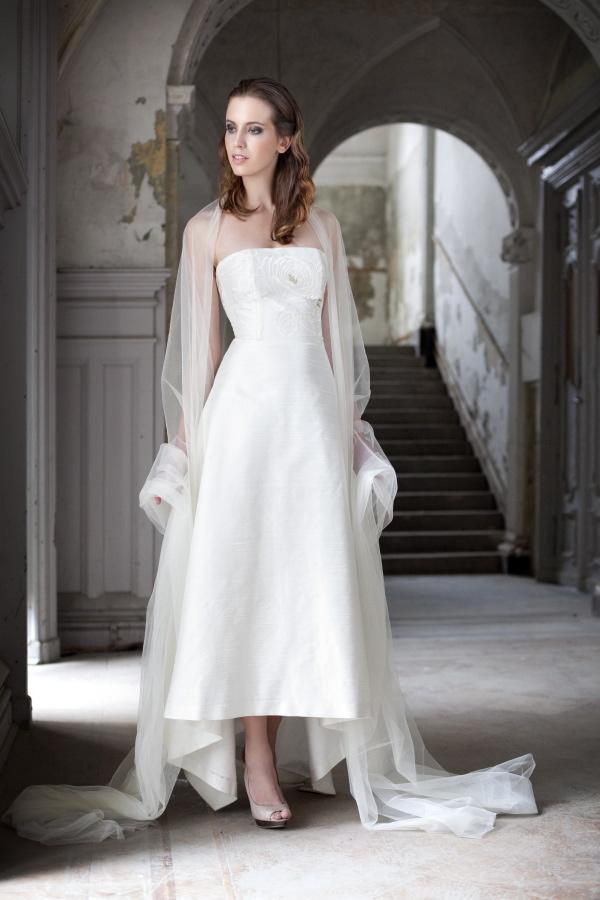 Choisir sa robe pour son mariage civil for Robes pour mariage civil