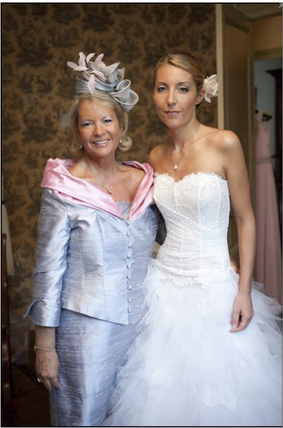 quelle robe pour le mariage de mon fils On robes de mère de marié pour le mariage en plein air