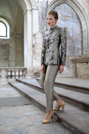 Veste en jean oversize femme bershka
