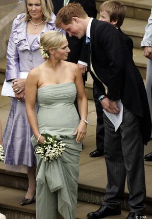 PAULE VASSEUR habille la famille royale d 'Angleterre
